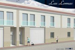 Casa con local en 'Las Lomas' D-1, Roquetas de Mar