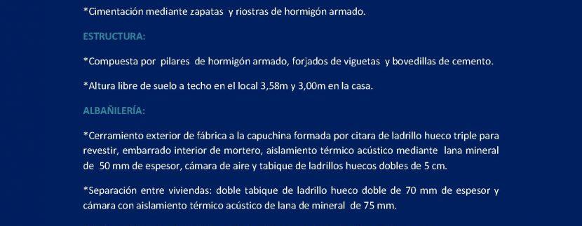 MEMORIA DE CALIDADES CASAS CON LOCAL._Página_1